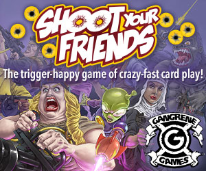 Shoot Your Friends ad banner 300x250